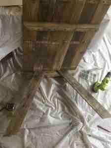 Outdoor Furniture Easy DIY Kid's Picnic Table Tutorial
