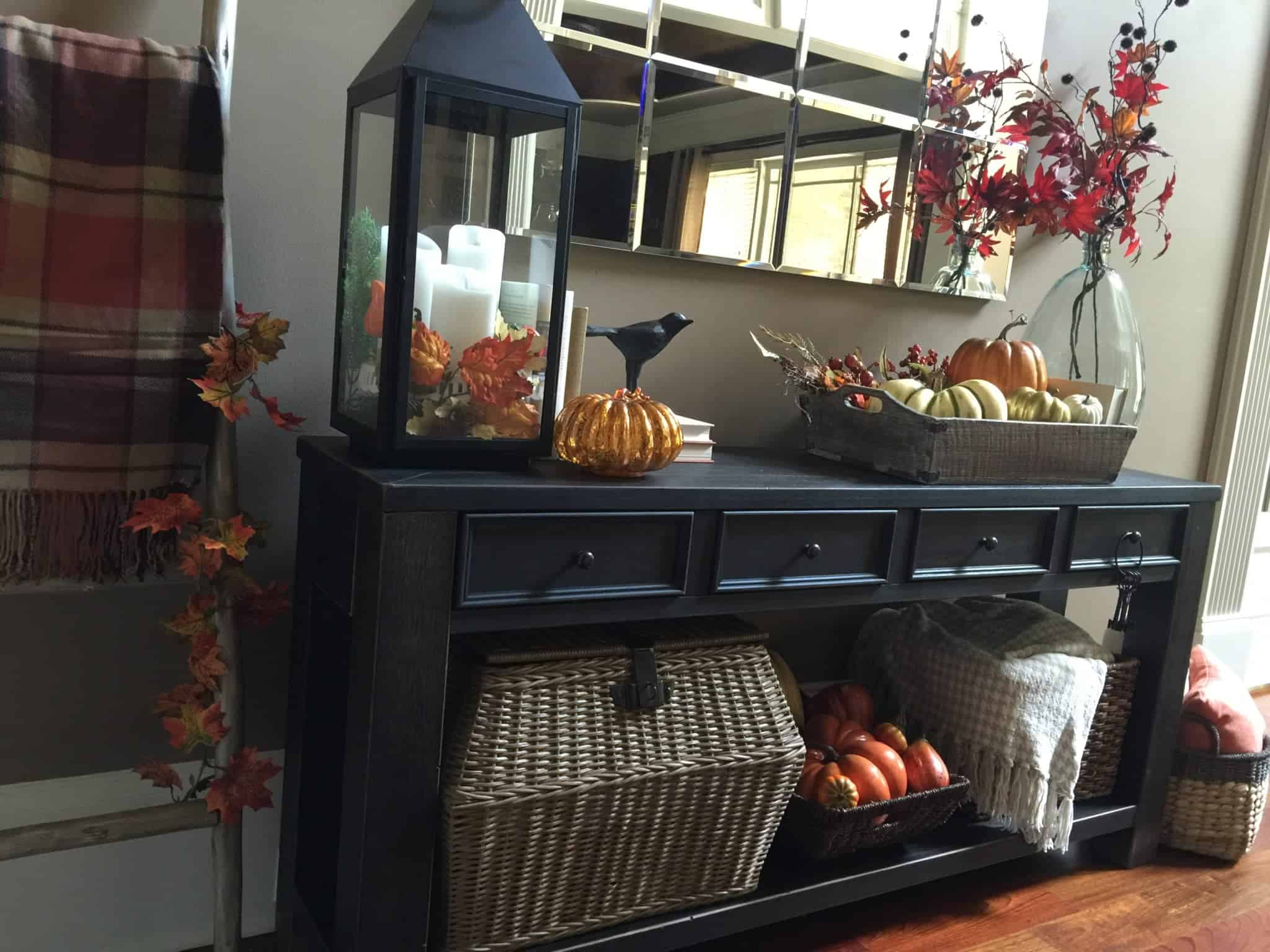 Fall Home Tour Home Decor Autumn