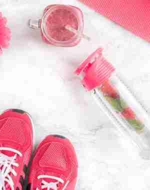 Frauen trainieren Gesundheit Workout einfach