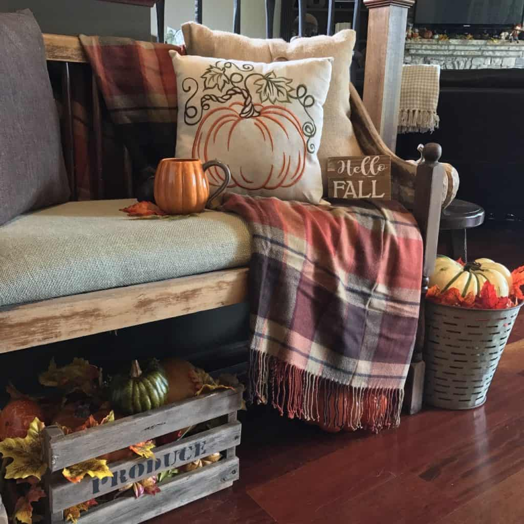 Fall Decorating Ideas and Easy DIY Crafts for the Home