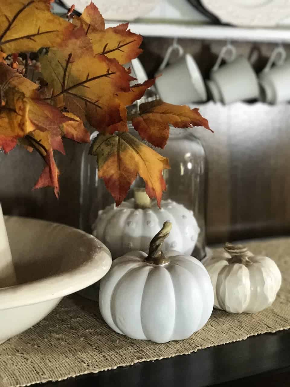 Fall Home Tour: Autumn in the Dining Room