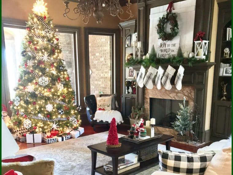 Holiday Decorating Ideas on a Budget Derby Lane Dreams