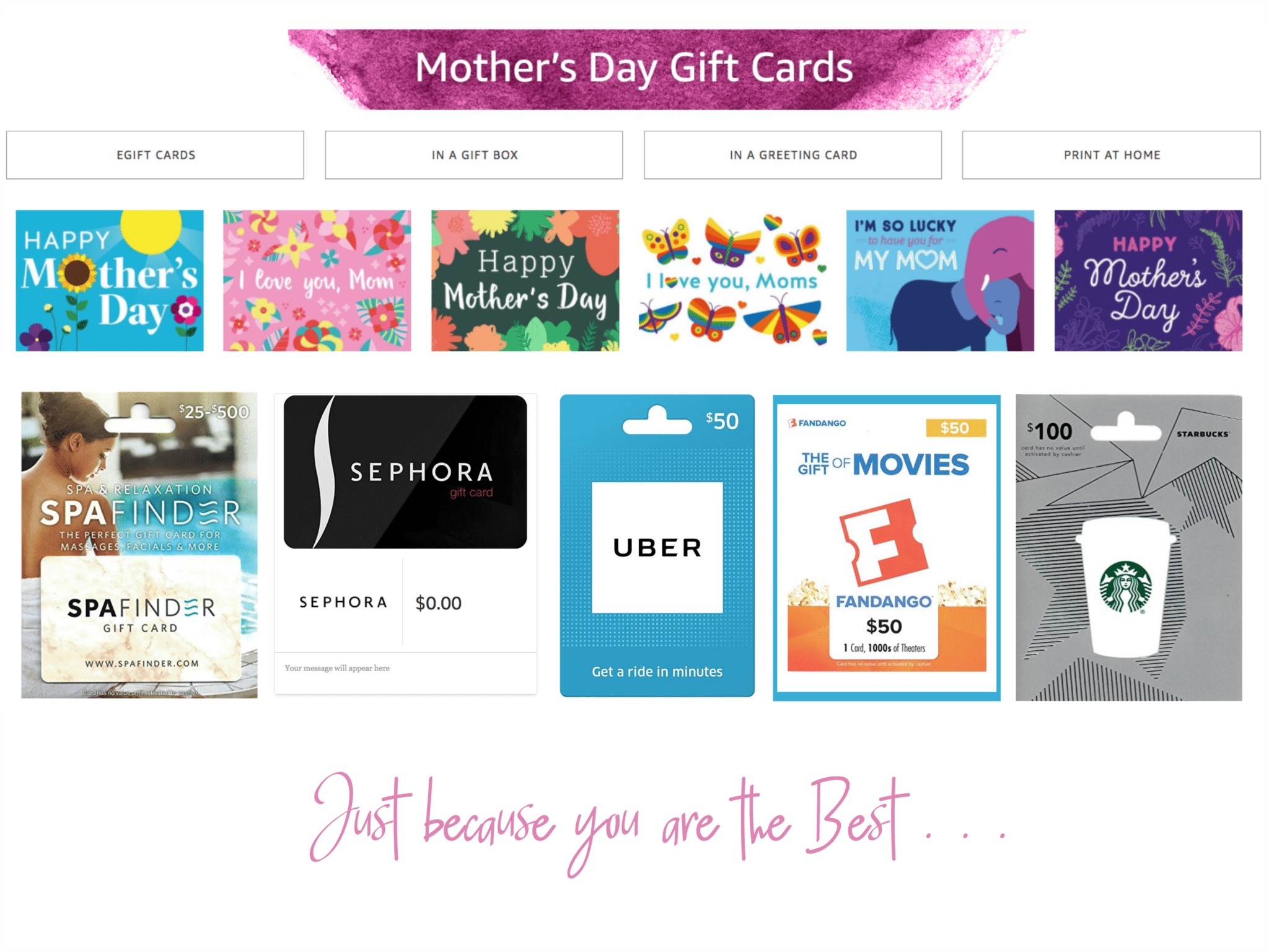 Mother's Day Gift Ideas DIY Cheap From Kids