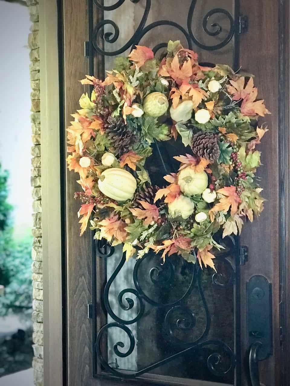 Festive Fall Harvest Home Decor Ideas DIY Derby Lane Dreams