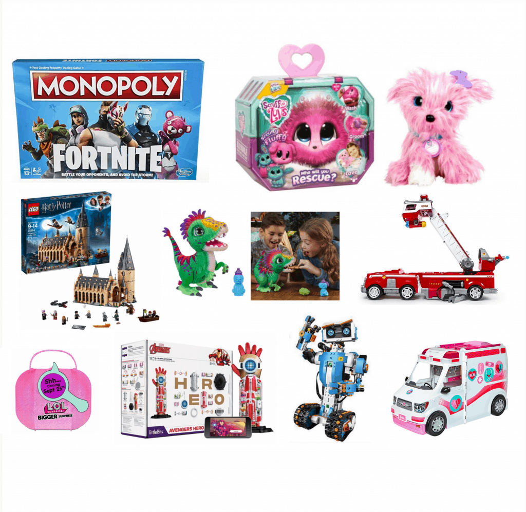 The Hottest Holiday Toys for Christmas 2018
