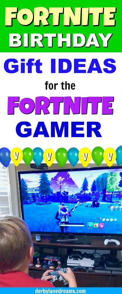 Fortnite Epic Games Party and Gifts for Gamers