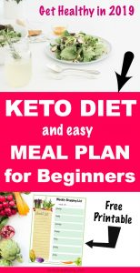 Keto Diet Plan and Recipes for Beginners