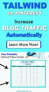 Tailwind App for Pinterest Marketing Strategy Increase Blog Traffic Fast