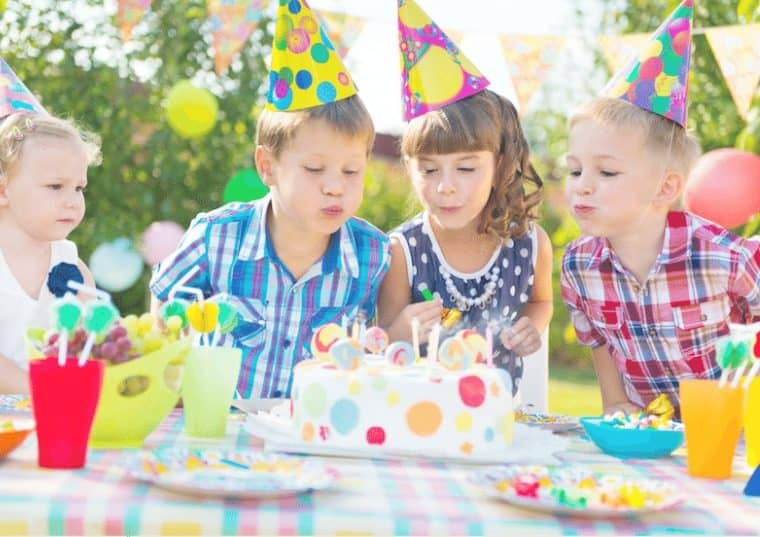 Kids Fun Birthday Party Ideas and Party Decorations, Fun birthday for boys and girls