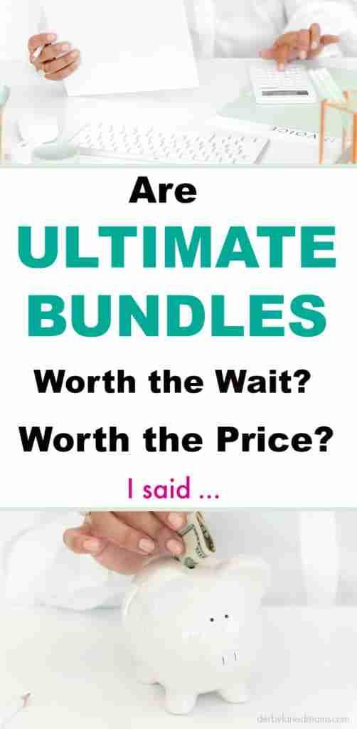 Ultimate Bundles review Legit or scam