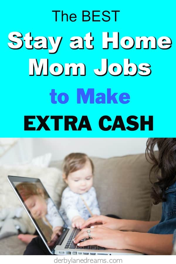 WORK from home mom and make extra money