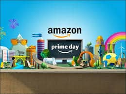 Amazon sales and discounts for July