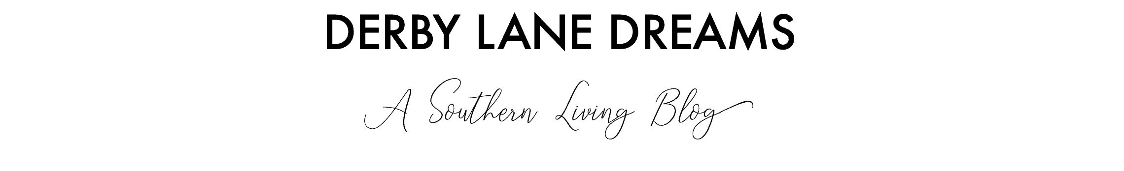 Lifestyle Blogger | Southern Living