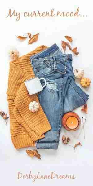 Fall leaves, fall wardrobe ideas
