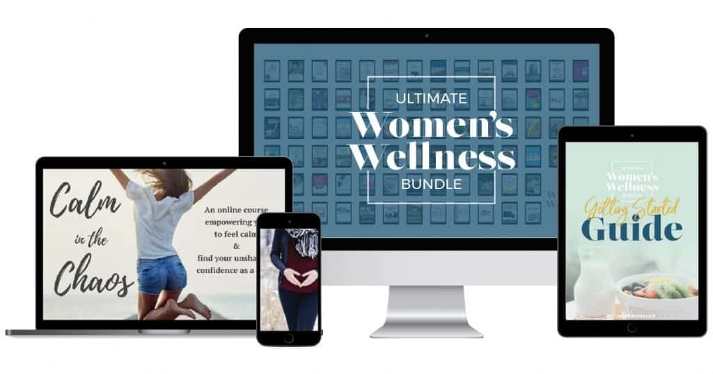 Ultimate Bundles Women's Wellness, Health