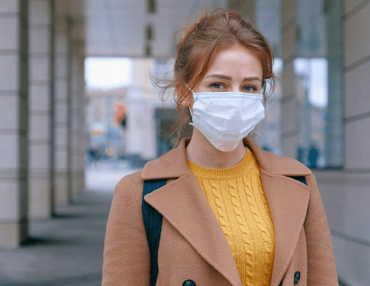 emergency pandemic, wear facemask, avoid infection