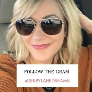 IG FOLLOW DERBYLANEDREAMS