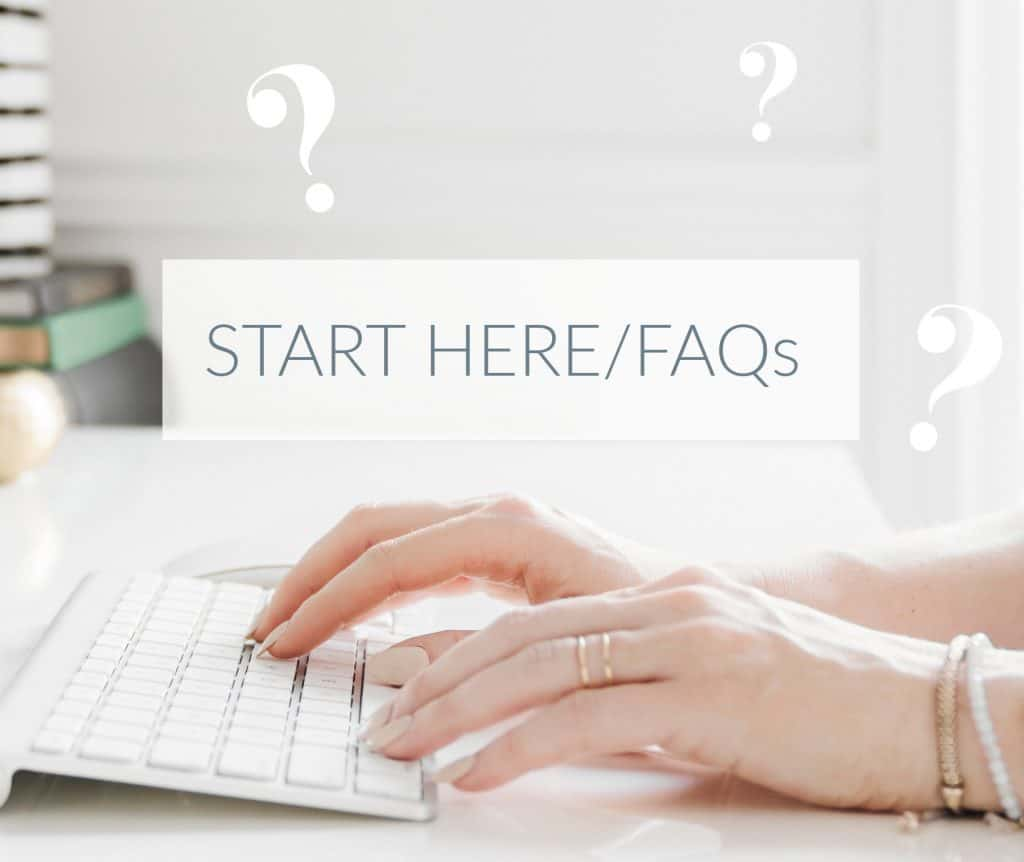 Remote Nurse Start Here/FAQs page