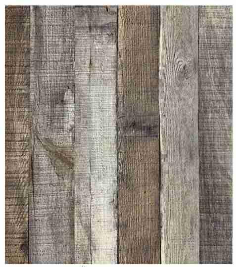 Wood look backdrop.