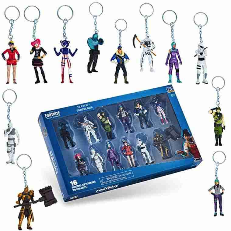 Keychains.