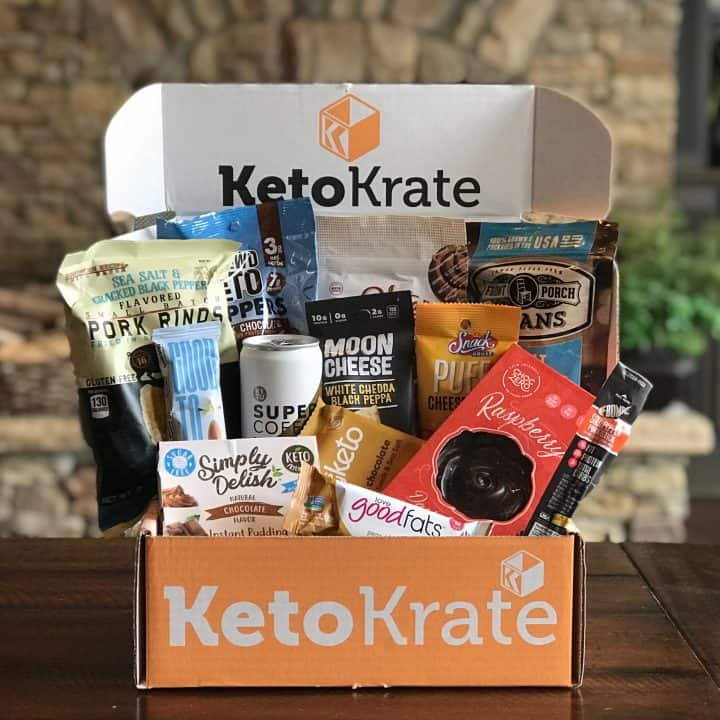 Keto Krate Review and Unboxing