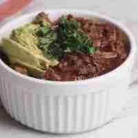 Keto Chili recipe