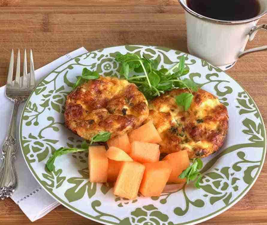 Keto Breakfast Easter Recipes.