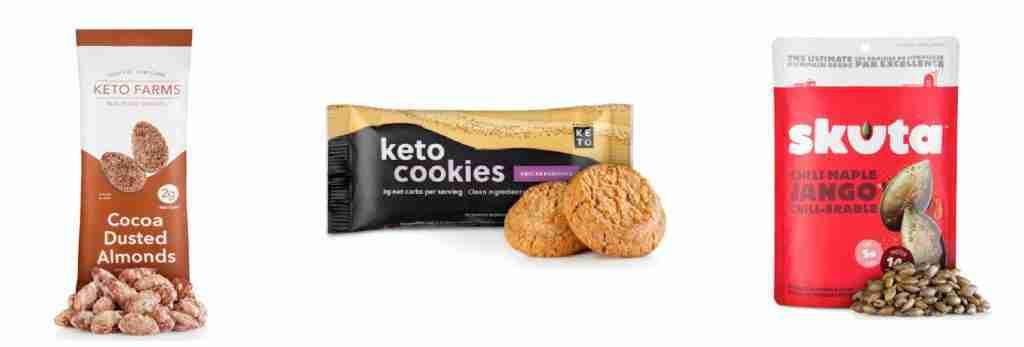 KetoKrate snacks.